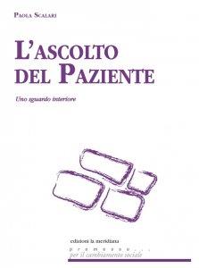 Copertina di 'L' ascolto del paziente'