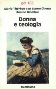 Copertina di 'Donna e teologia (gdt 182)'