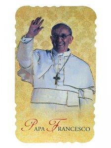 Copertina di 'Immagine Papa Francesco (10 pezzi)'