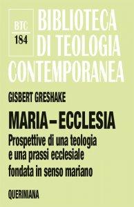 Copertina di 'Maria-ecclesia'