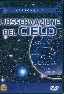 Copertina di 'L'osservazione del cielo'