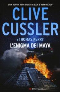 Copertina di 'L' enigma dei Maya'