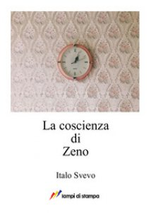 Copertina di 'La coscienza di Zeno'