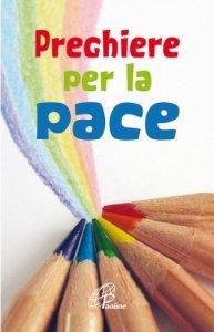 Copertina di 'Preghiere per la pace'