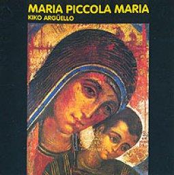 Copertina di 'Maria piccola Maria'