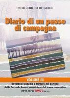 Diario di un paese di campagna. Vol. 3/2 - De Guidi Piergiorgio