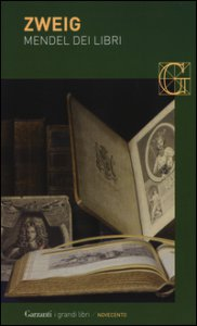 Copertina di 'Mendel dei libri'