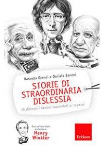 Copertina di 'Storie di straordinaria dislessia'