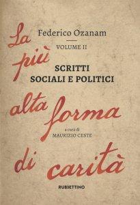 Copertina di 'Scritti sociali e politici'