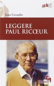 Copertina di 'Leggere Paul Ricoeur'