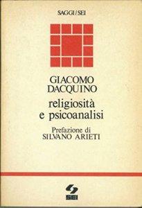 Copertina di 'Religiosità e psicoanalisi'