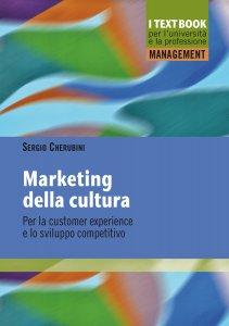 Copertina di 'Marketing della cultura'