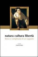 Natura cultura libertà. Storia e complessità di un rapporto - Antonio Malo