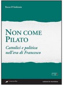 Copertina di 'Non come Pilato'