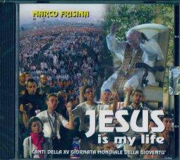 Copertina di 'Jesus is my life'