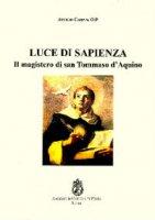 Luce di sapienza - Attilio Carpin