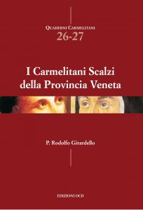 Copertina di 'I Carmelitani Scalzi della Provincia Veneta'