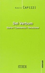 Copertina di 'Dei verbum'