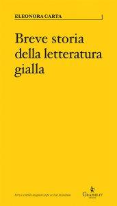 Copertina di 'Breve storia della letteratura gialla'
