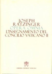 Copertina di 'L'insegnamento del Concilio Vaticano II'
