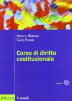 Corso di diritto costituzionale - Barbera Augusto, Fusaro Carlo