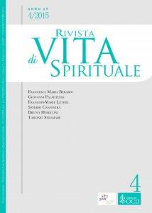 Copertina di 'Rivista di Vita Spirituale. Anno 69, 4/2015'
