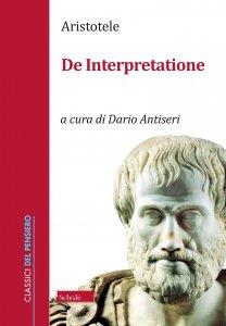 Copertina di 'De interpretatione'