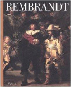 Copertina di 'Rembrandt'