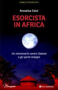 Copertina di 'Esorcista in Africa'