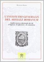 L' «institutio generalis» del missale romanum - Barba Maurizio