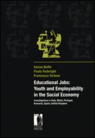 Educational jobs. Youth and employability in the social economy