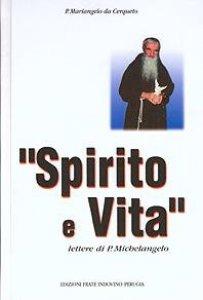 Copertina di 'Spirito e vita'