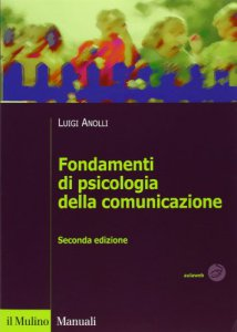 Copertina di 'Fondamenti di psicologia della comunicazione'
