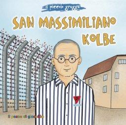 Copertina di 'San Massimiliano Kolbe'