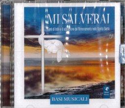 Copertina di 'Mi salverai - Basi musicali + CD'