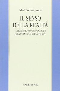 Copertina di 'Il senso della realtà'