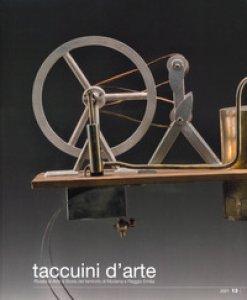 Copertina di 'Taccuini d'arte. Rivista di Arte e Storia del territorio di Modena e Reggio Emilia (2021)'