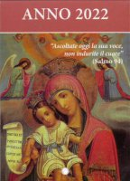 Calendario liturgico dell'ascolto 2022. Maria col Bambino