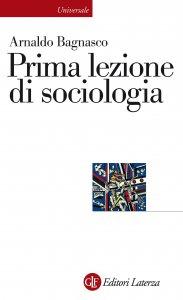 Copertina di 'Prima lezione di sociologia'