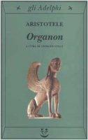 Organon - Aristotele