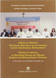 Copertina di 'The social doctrine of the church, leaven for integral development'