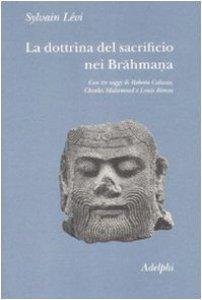 Copertina di 'La dottrina del sacrificio nei brahmana'
