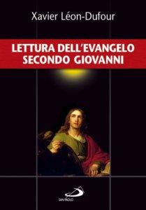 Copertina di 'Lettura dell'evangelo secondo Giovanni'