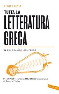 Copertina di 'Tutta la letteratura greca'