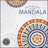 Mandala. Colouring book antistress