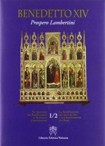 Copertina di 'Benedetto XIV Prospero Lambertini'