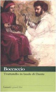 Copertina di 'Trattatello in laude di Dante'