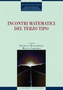 Copertina di 'Incontri matematici del terzo tipo'