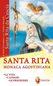 Copertina di 'Santa Rita. Monaca agostiniana'