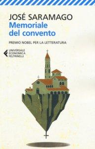 Copertina di 'Memoriale del convento'